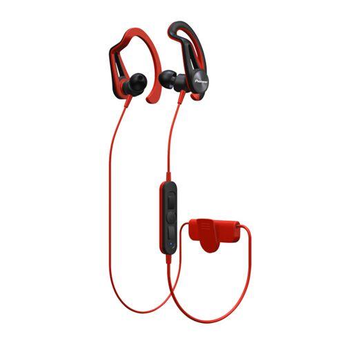 Pioneer Digital Life Pioneer E7 In-Ear Bluetooth Sportkopfhörer, Rot
