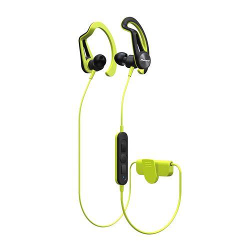 Pioneer Digital Life Pioneer E7 In-Ear Bluetooth Sportkopfhörer, Gelb