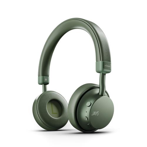 Jays a-Seven Wireless Kopfhörer (Grün)