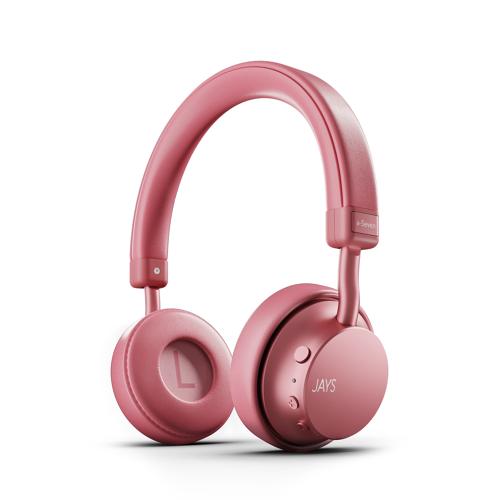 Jays a-Seven Wireless Kopfhörer (Rosa)