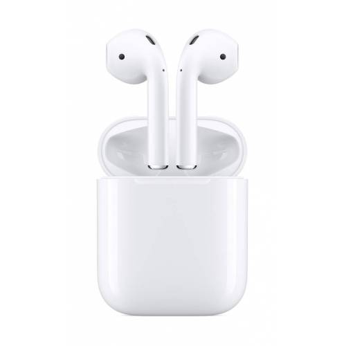 Apple AirPods 2 mit kablellosem Ladecase