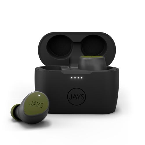 Jays m-Seven True Wireless Grün