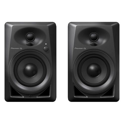 "Pioneer DJ DM-40 4 comp act monitor speaker Blk"""