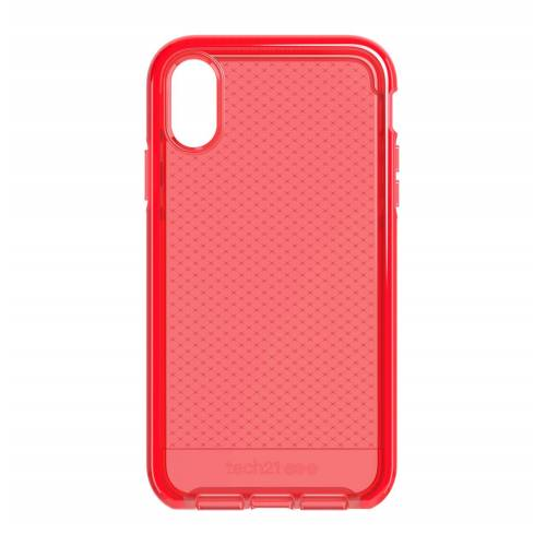 Tech21 Evo Check for iPhone XR - Rouge