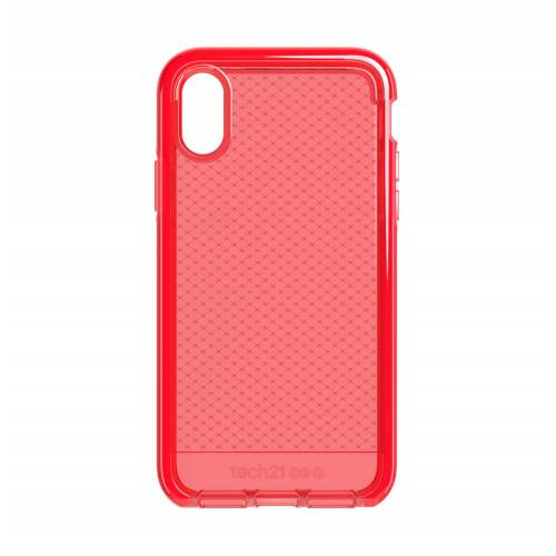 Tech21 Evo Check for iPhone XS - Rouge