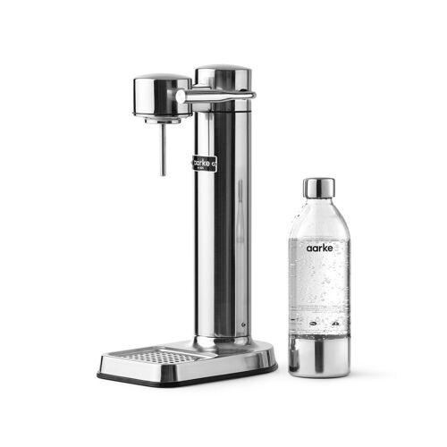 Aarke Carbonator 3 - Wassersprudler, Silber