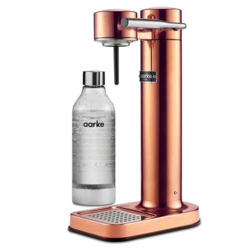 Aarke Carbonator II Wassersprudler, Copper