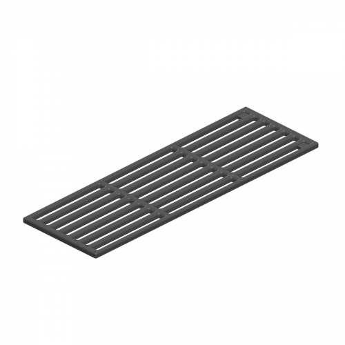 ALL-GRILL ALL'GRILL Gussrost schmal 15x46cm für ALL'GRILL Modell CHEF S
