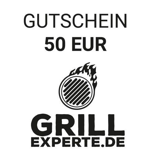 GRILL-EXPERTE.de GUTSCHEIN 50 EUR Warenwert
