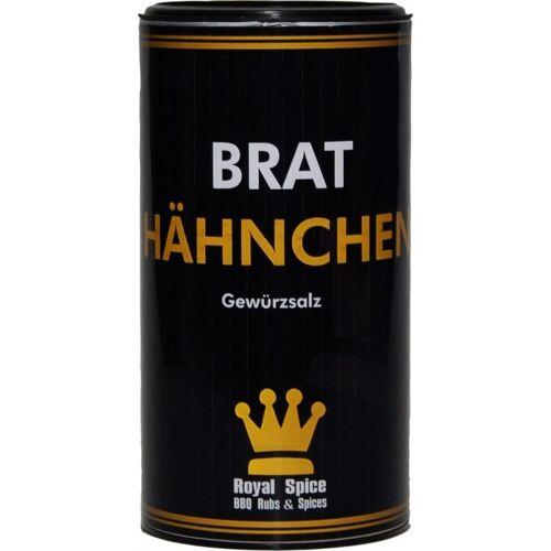 ROYAL-SPICE Royal Spice Brathähnchen, Grill und Brathähnchen Exquisit, 400g Dose