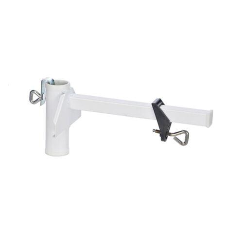 HI Sonnenschirmhalter für Balkongeländer und Mauern bis 25cm