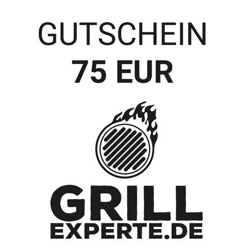 GRILL-EXPERTE.de GUTSCHEIN 75 EUR Warenwert