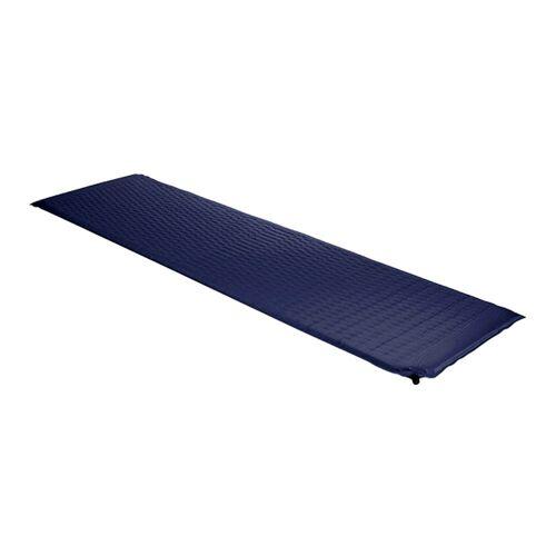 YOUCAMP Selbstaufblasende Luftmatratze 188 x 51 x 2cm – blau