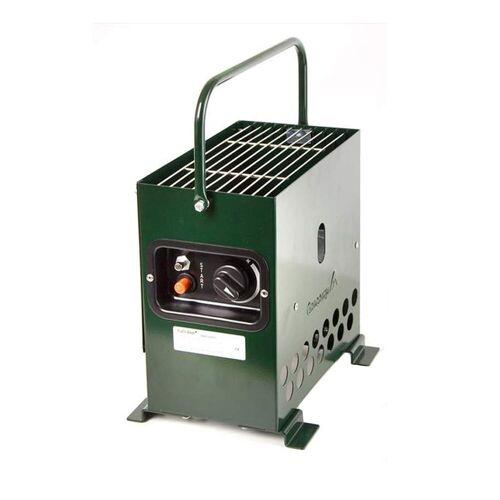 GAZCAMP HEATBOX 2000 - mobile Gasheizung - 50mbar