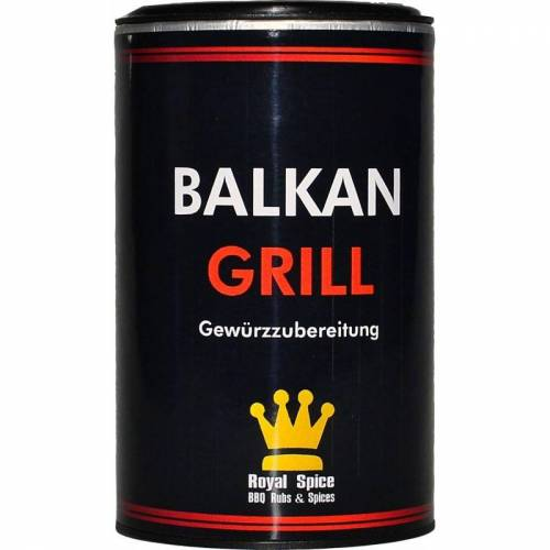 ROYAL-SPICE Royal Spice Balkan Grill, 350g Dose
