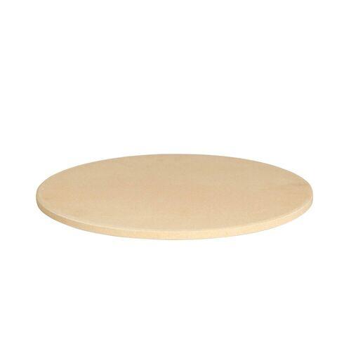 ALL-GRILL Pizzastein, rund Ø 26 cm - Cordierit Backstein