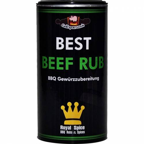 ROYAL-SPICE Royal Spice Best GSV Beef Rub, 350g Dose Grillsportverein