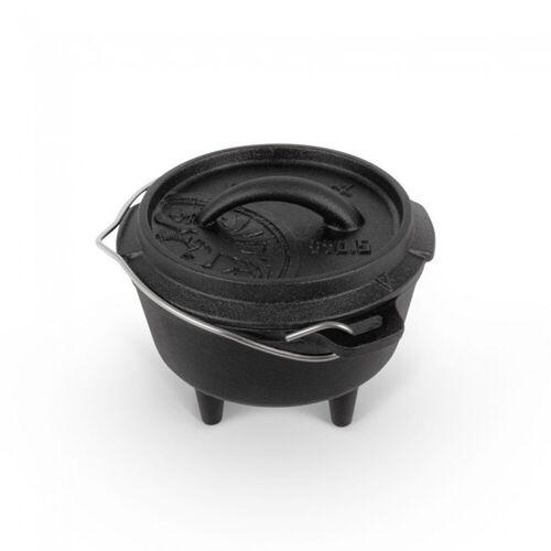 Petromax Feuertopf Ø 17,3 cm mit Henkel - ft0.5 Gusstopf - mit Füßen