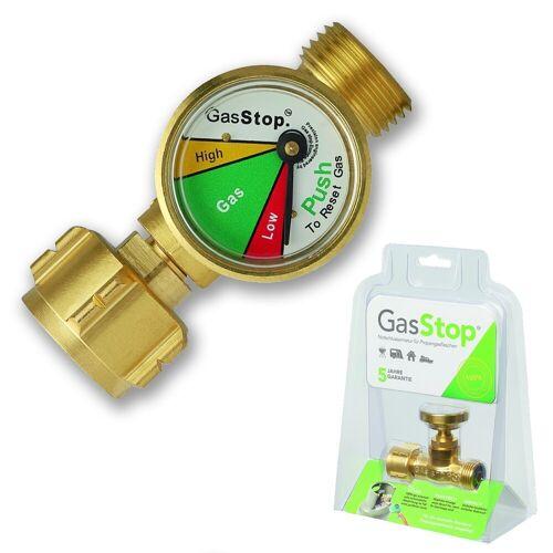 uns GasStop - Notabschaltung - mit Füllstandsanzeige - 100% Abschaltung (50mbar)