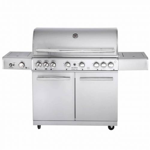 "ALL-GRILL ALL'GRILL TOP-LINE - CHEF XL"" mit Air System"""