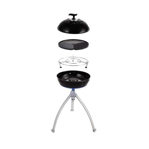 CADAC GRILLO CHEF 2 BBQ/DOME - 50mbar - inkl. Grillrost, Deckel und Topfständer