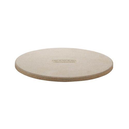 CADAC Pizzastein rund 25cm - 1,3cm stark - z.B. für SAFARI CHEF