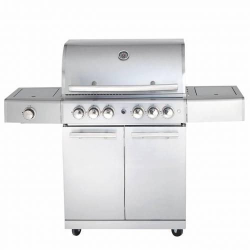 "ALL-GRILL ALL'GRILL TOP-LINE - CHEF L"" mit Air System"""
