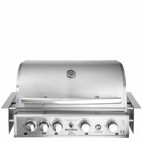ALL-GRILL ALL'GRILL TOP-LINE - ALL'GRILL CHEF L - BUILT-IN mit Air System