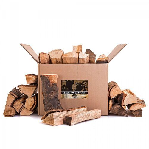 Axtschlag Räucherholz (Smoker Wood) Oak - Eiche 10 Kg
