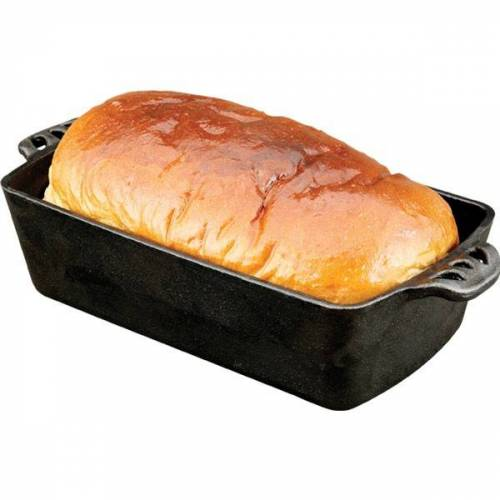 CAMPCHEF Camp Chef - Cast Iron Bread Pan Gusseiserne Backform
