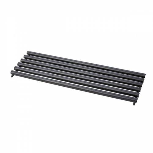 CADAC Meridian/Titan THERMOGRILL Rost - Größe S - emailliert - 48 x 10,5cm - U-Form Grillrost