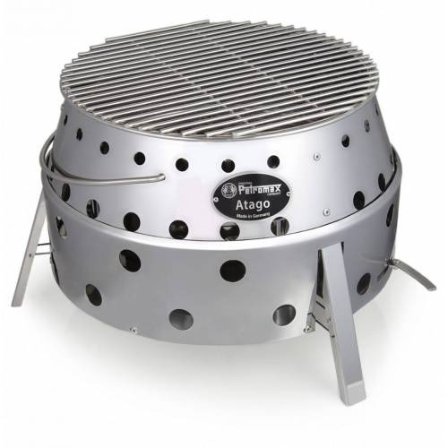 Petromax Atago - nutzbar als Grill, Ofen, Herd oder Feuerschale