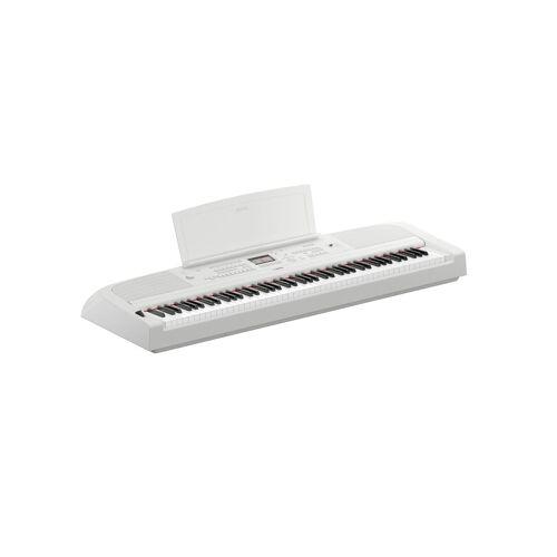 Yamaha DGX-670 Portable Grand Weiß Digital Piano