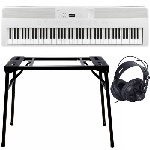 Kawai ES-920 Weiß + Keyboard-bank (DPS-10) & Kopfhörer (DPH-1)