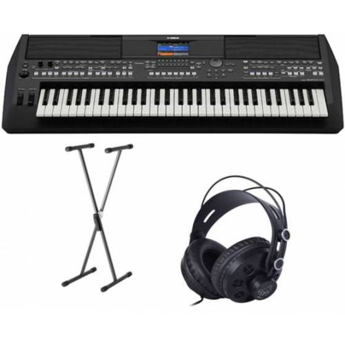 Yamaha PSR-SX600 Arranger Keyboard Set