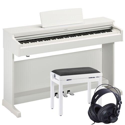 Yamaha Arius YDP-164 Digitalpiano Weiß Set