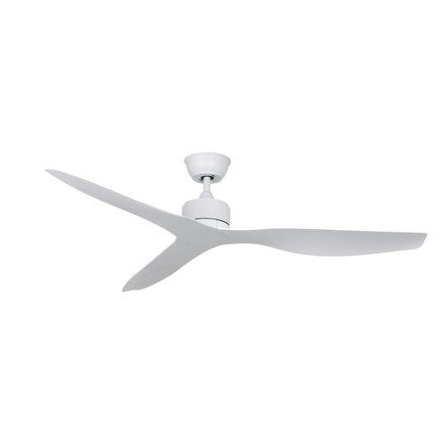 LBA Home Flat White Wing ist ein leiser und leistungsstarker Deckenventilator