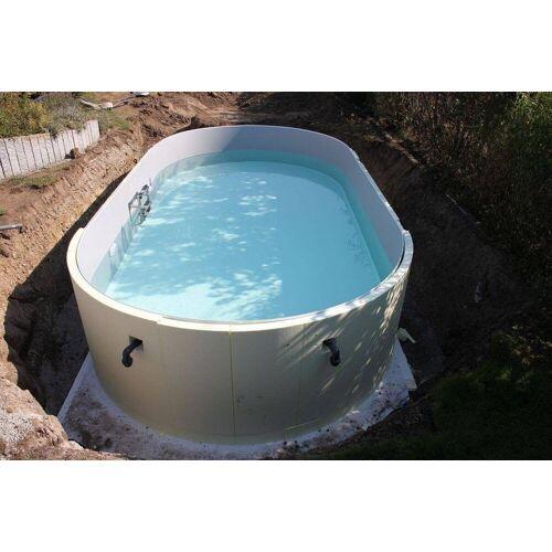 ConZero Poolsystem f�r Ovalbecken