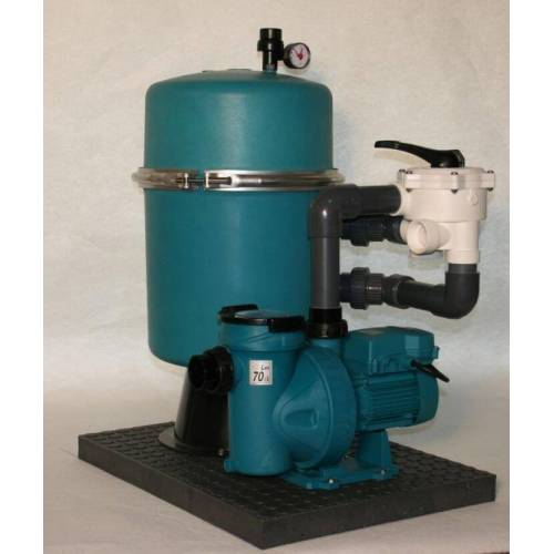 Filteranlage SF 400 Silen I 50-12 M