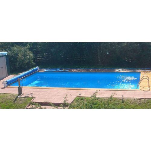 Komplett-Set Future Pool Power S 3,50 x 7,00 x 1,50 m adriablau