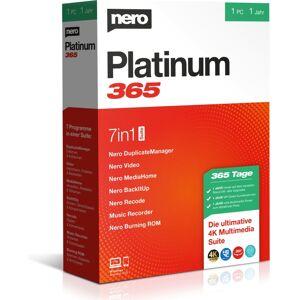 Ahead Nero Platinum 365 BOX (DVD)