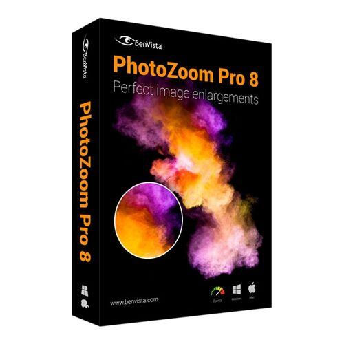 BenVista PhotoZoom Pro 8 WinMac Download Mac OS