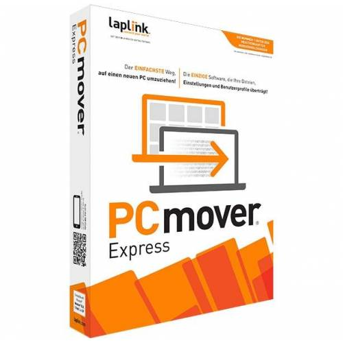 Laplink Software PC Mover 11 Express