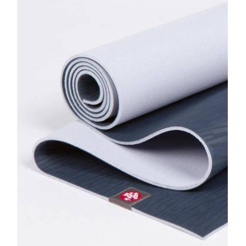 Manduka Eko Yoga Mat 6mm - Sustainable Yoga Mat, Midnight
