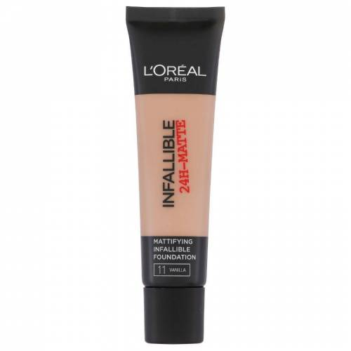 Loreal L'Oreal Infallible 24H Matte Foundation 11 Vanilla 35ml