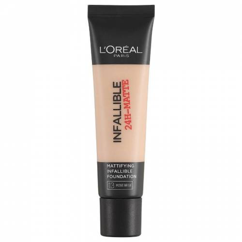 Loreal L'Oreal Infallible 24H Matte Foundation 13 Rose Beige 35ml