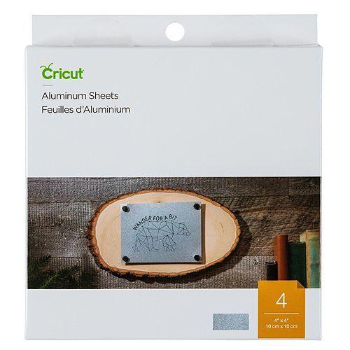 CRICUT® Kreativ-Set Aluminium 4tlg