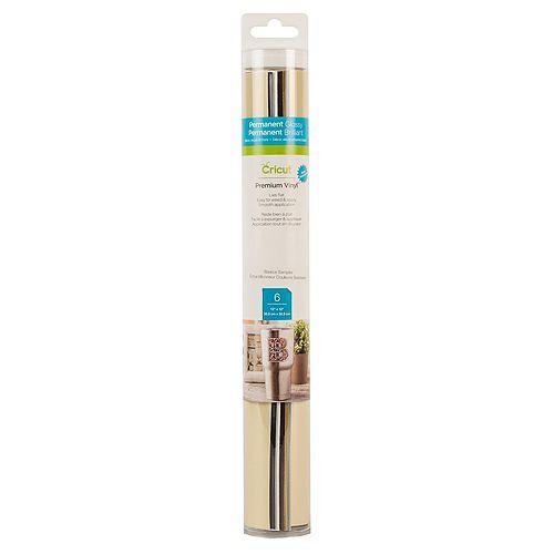 CRICUT® Plotterfolie 6 verschiedene Farben 30,5x30,5cm 6tlg.
