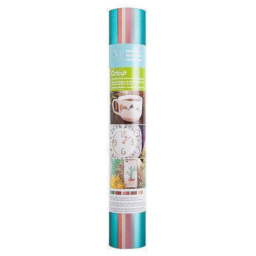 CRICUT® Plotterfolie matt 30,5x30,5cm 5tlg.