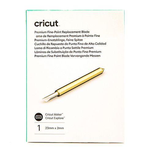 CRICUT® Ergänzungs-Set Cricut Premium feine Spitze Ersatzklinge